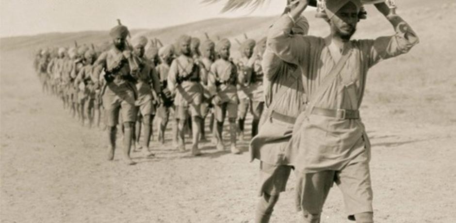 1916 en Mésopotamie, naissance du chaos au Moyen-Orient.