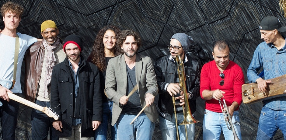 Marrakech Jazz Beat au festival Madjazz