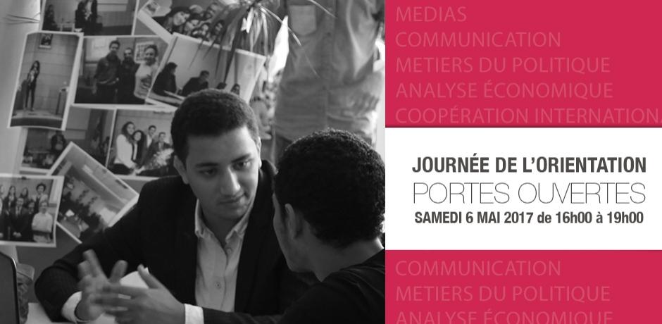 Journée porte ouverte à la faculté de gouvernance de Rabat