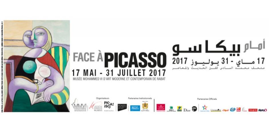 Picasso au Maroc !
