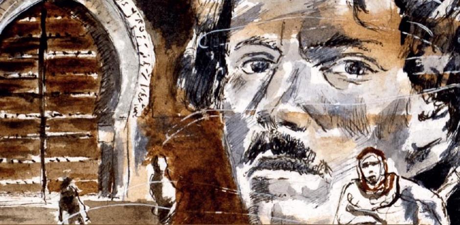 Sur les pas de Delacroix à Meknès...