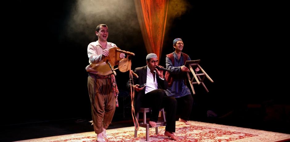 """Les Cavaliers"" de Joseph Kessel au Maroc!"