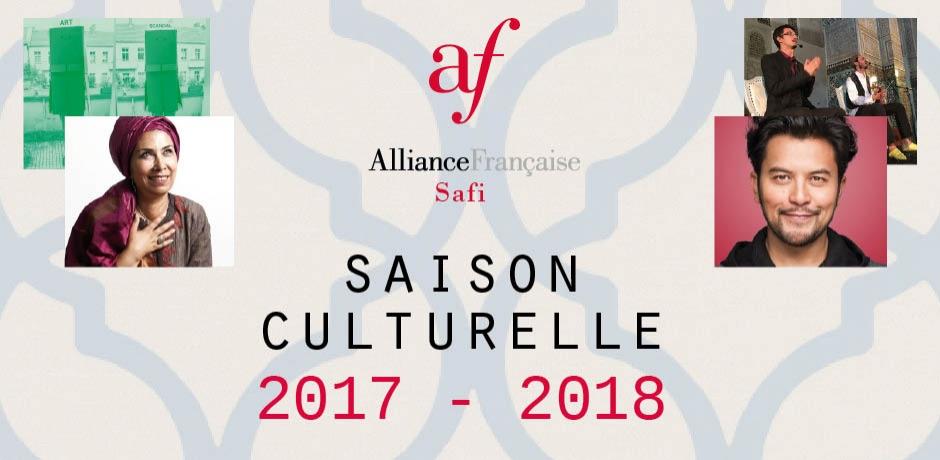 La saison culturelle de Safi