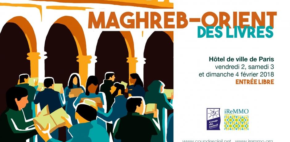 Le 1er Maghreb-Orient des livres!