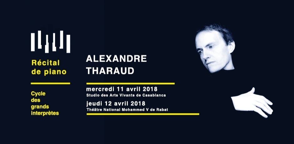 Piano: Alexandre Tharaud, un artiste rare.
