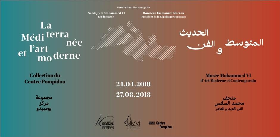 « La Méditerranée et l'art moderne » à Rabat