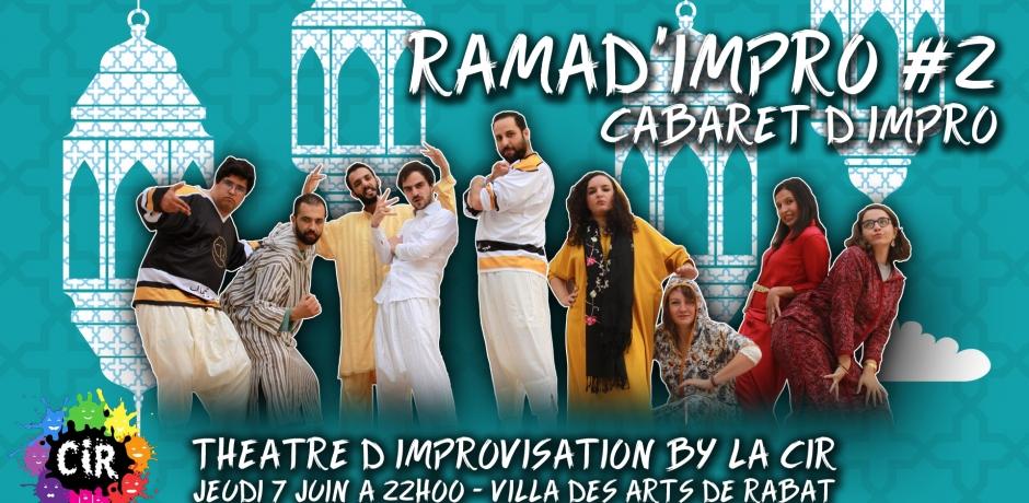 Théâtre d'improvisation au Maroc!