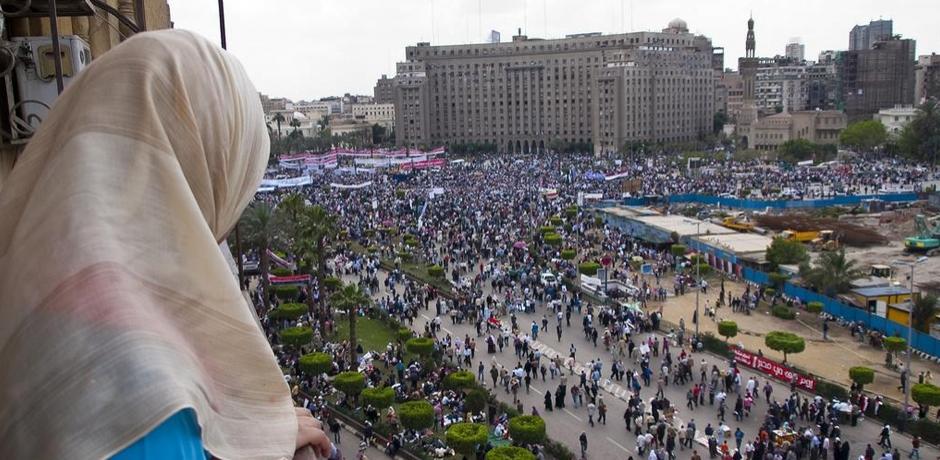 L'Egypte et ses révoltes : une autre histoire de la citoyenneté, par Mahmoud Hussein.