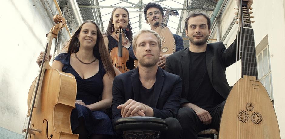 L'ensemble Les Turqueries, en voyage musical au Maroc