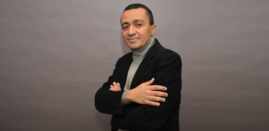 Salim Bachi à Tanger.