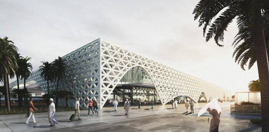 Architecture : la gare de Kénitra récompensée !