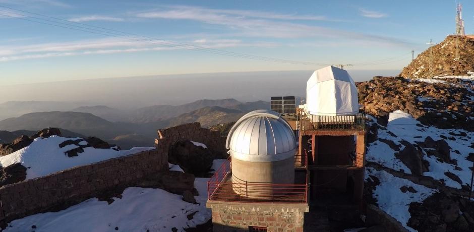 Le 20ème festival d'astronomie de Marrakech !