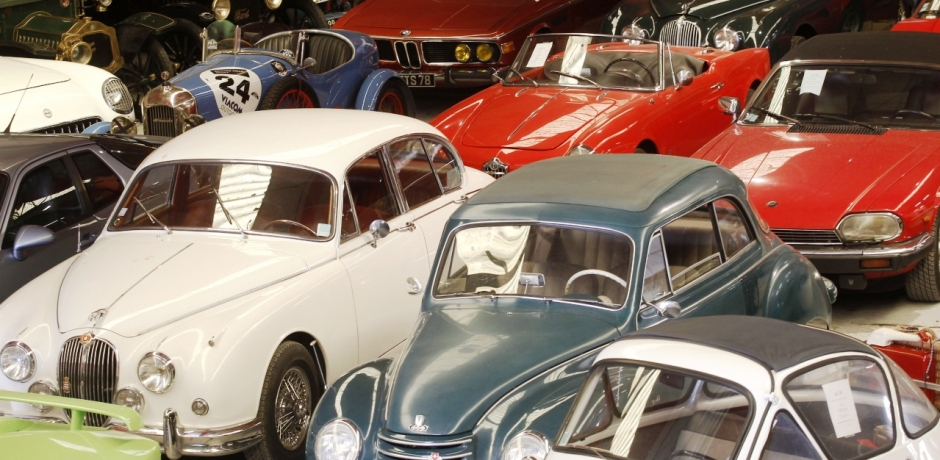 La voiture de collection au Maroc s'expose !