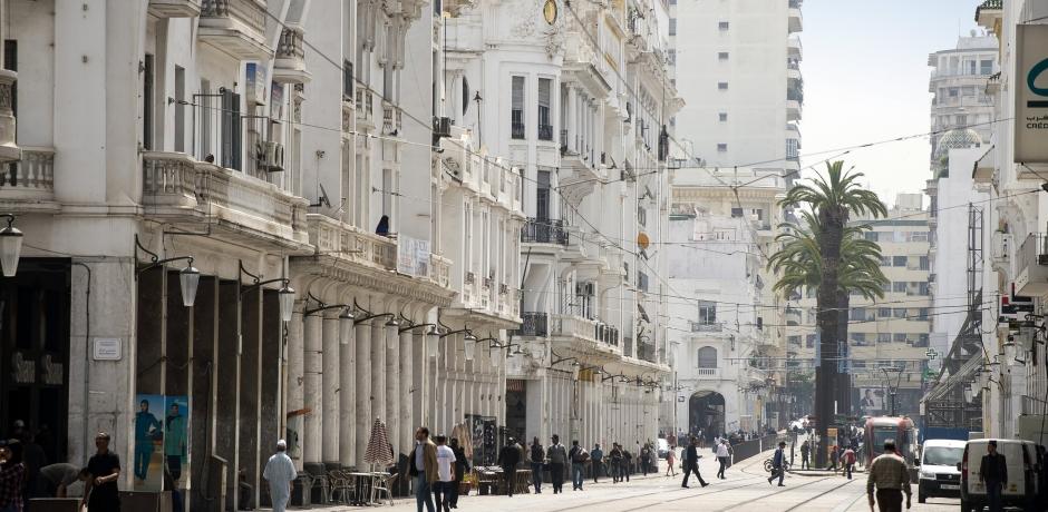 Lire et comprendre Casablanca.