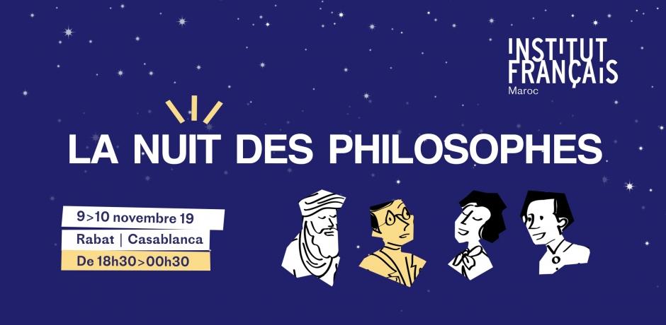 La Nuit des Philosophes, 6ème édition !