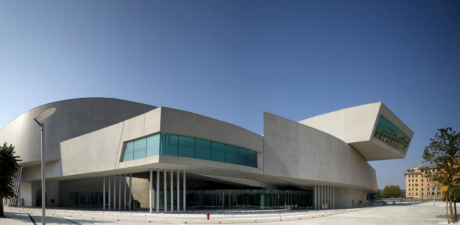 Le Musée Maxxi de Rome à Rabat...