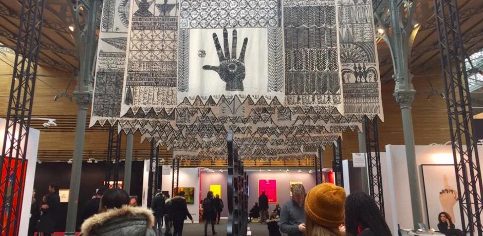 AKAA, une jeune foire d'art dédiée à l'Afrique.