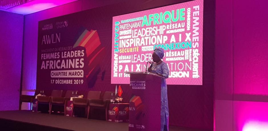 Le réseau des femmes leaders africaines