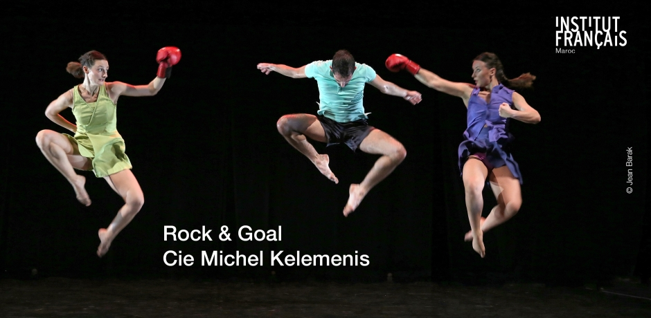 Rock & Goal , un spectacle de Michel Kelemenis.