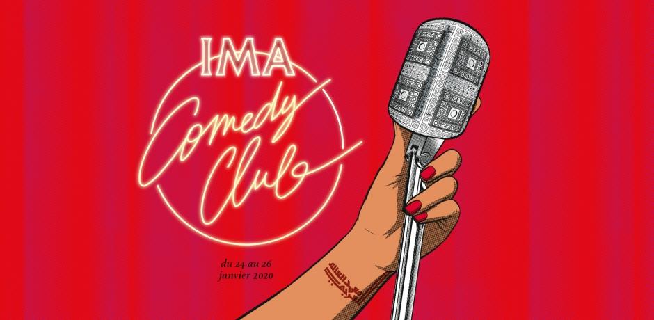 L'IMA Comedy Club, nouvelle scène de l'humour !