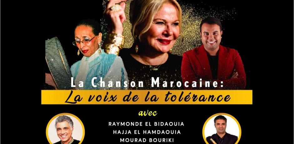 La chanson marocaine à l'honneur !