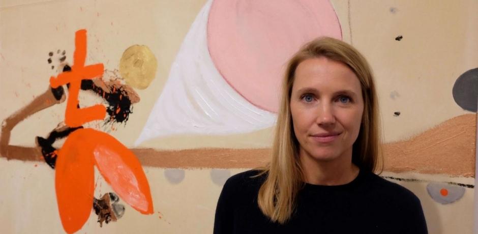 Cécile Fakhouri, galeriste par passion...