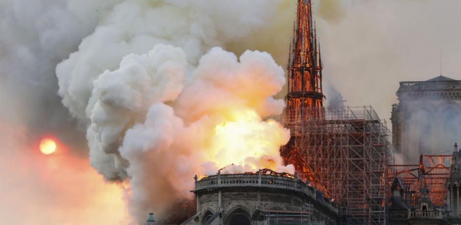 Notre-Dame de Paris, deux ans après