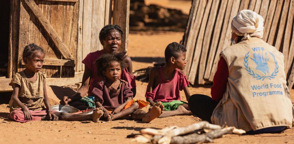 Madagascar : premier pays à subir la famine due au réchauffement climatique