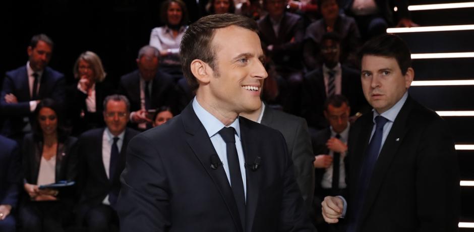 إيمانويل ماكرون،:شارل دوغول الجديد؟