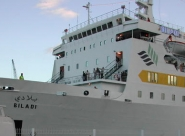 À bord du Biladi