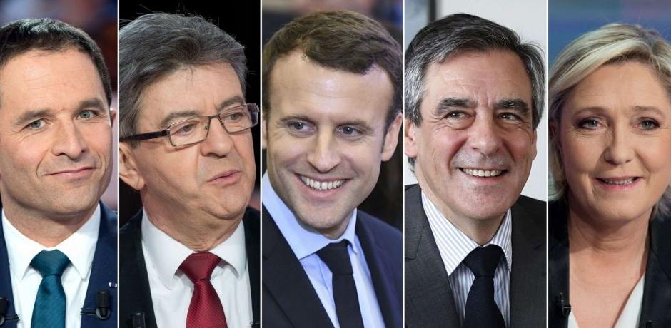 Les candiats à la présidentielle française et l'Afrique
