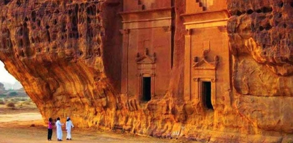 L'Arabie Saoudite s'ouvre au tourisme !