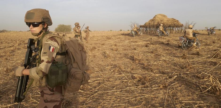 La sécurité au Sahel en question.