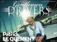 Entretien avec Ahmed Kseibati du magazine Gentlemen Drivers