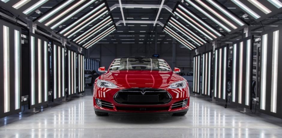 Tesla face au défi industriel
