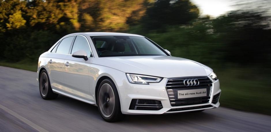 L'Audi A4, Voiture de l'année au Maroc
