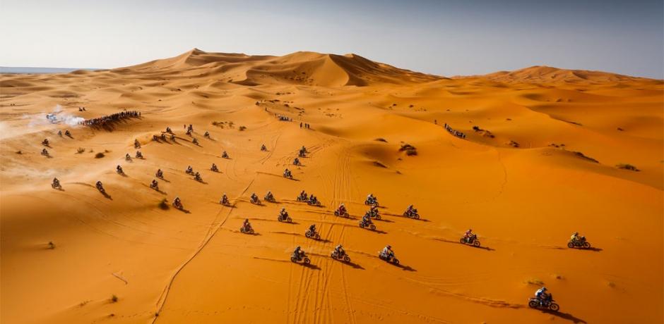 L'Afriquia Merzouga Rallye fait sa mue