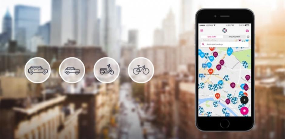 Free2Move, la plateforme de l'auto-partage