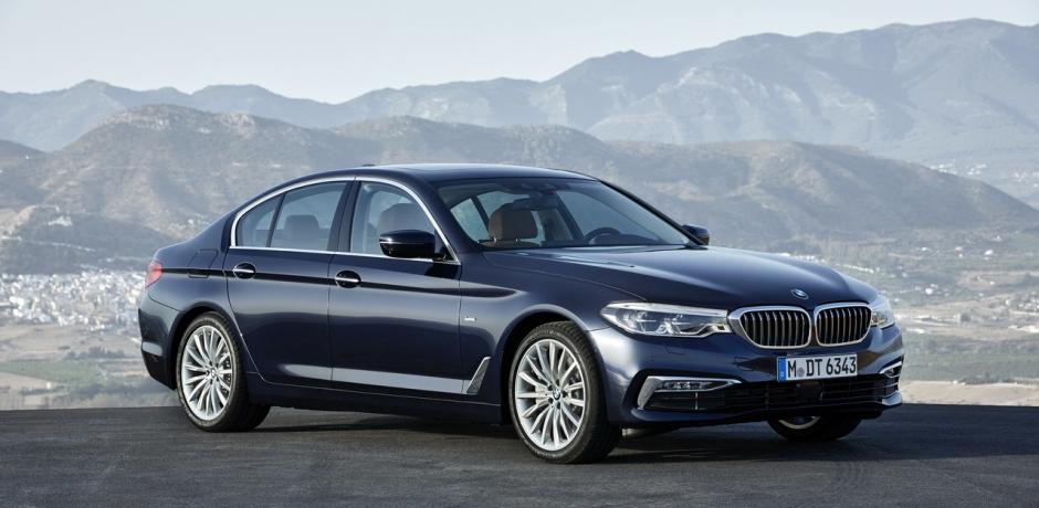 Série 5, une BMW, une vraie