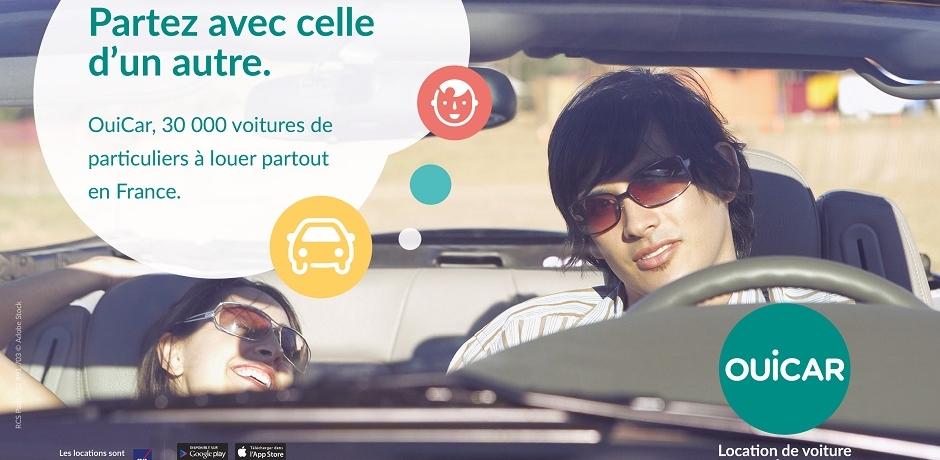 OuiCar, un acteur ambitieux du carsharing