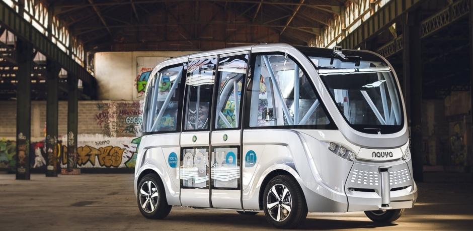 Navya mise sur les navettes et taxis autonomes