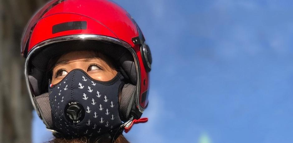 R-Pur veut faire respirer les motards