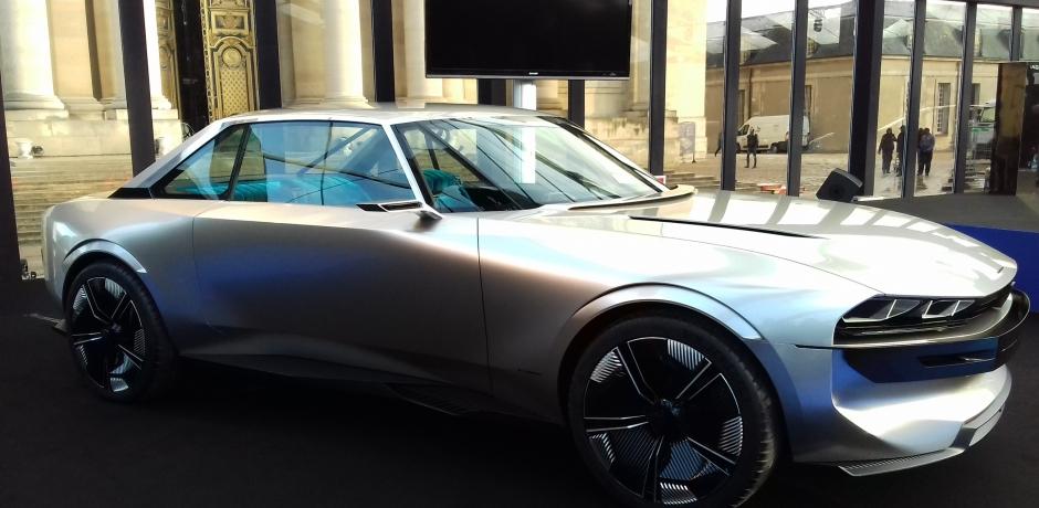 Des concept-cars en folie