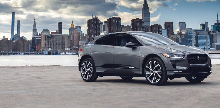 Jaguar I-Pace, électrique de luxe