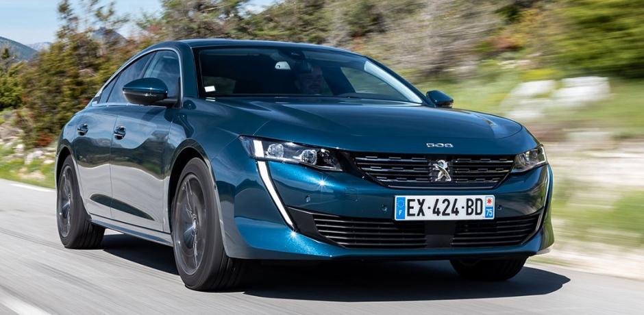Test de la Peugeot 508, voiture de l'année