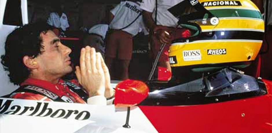 Le mythe Ayrton Senna