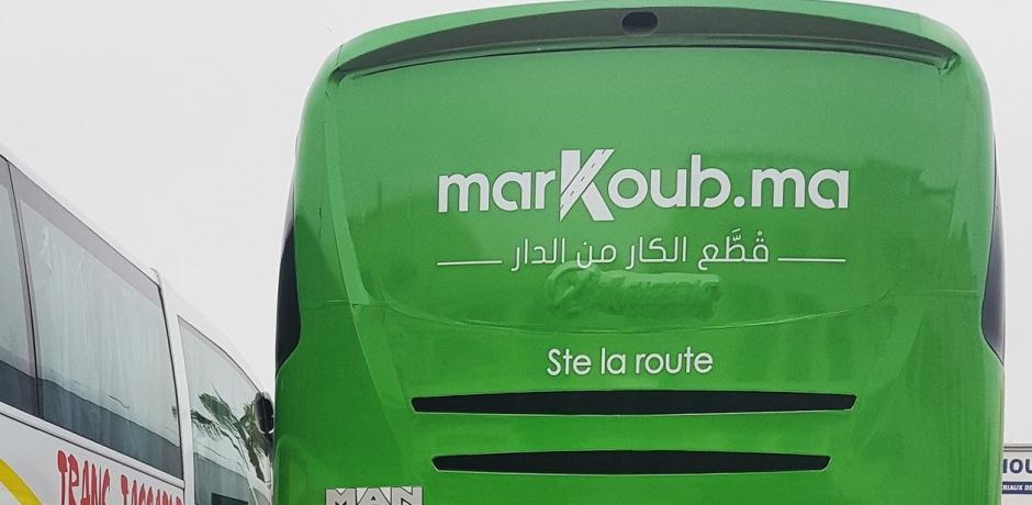 Markoub vous fait préférer le bus