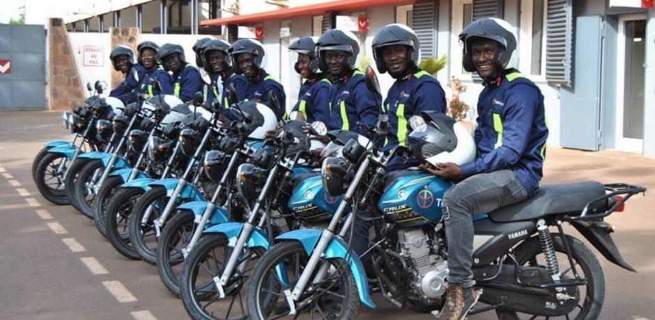 Teliman, Bamako sur les chapeaux de roue
