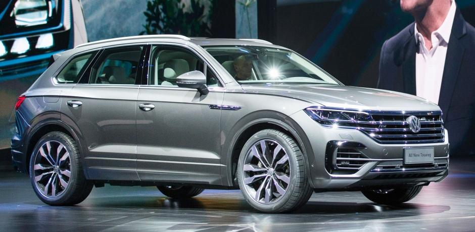 Nouveau Volkswagen Touareg, un salon sur roues