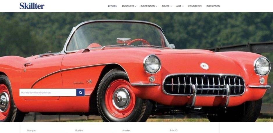 Skillter, le marché automobile américain à portée de main